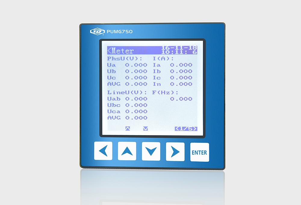 PUMG750电能质量分析仪表